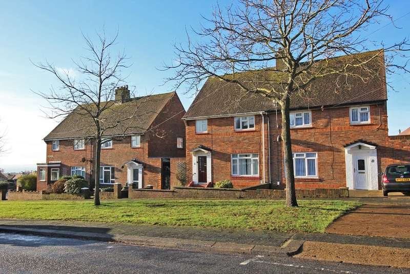 3 Bedrooms Semi Detached House for sale in Midhurst Walk, Hove BN3