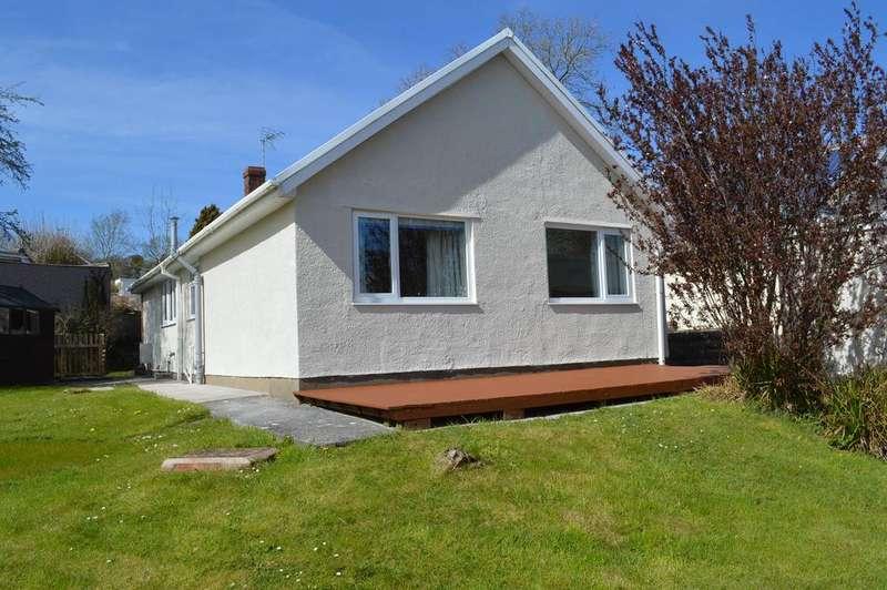 3 Bedrooms Detached Bungalow for sale in Church View, Llanblethian CF71