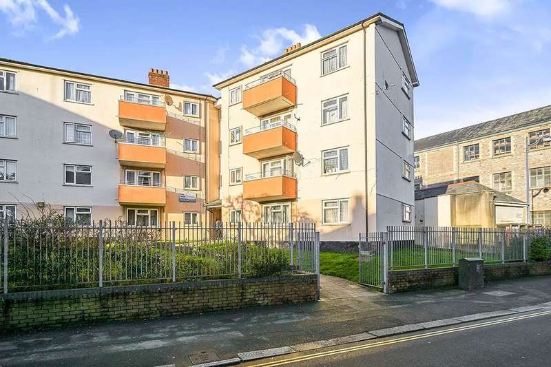 2 Bedrooms Flat for sale in King Street, Plymouth, PL1