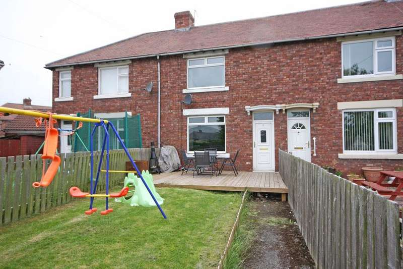 2 Bedrooms Terraced House for sale in Pelaw Square, South Pelaw, Chester-le-Street DH2 2HB