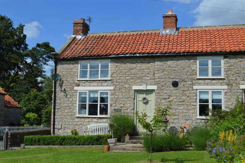 3 Bedrooms Semi Detached House for sale in Great Edstone
