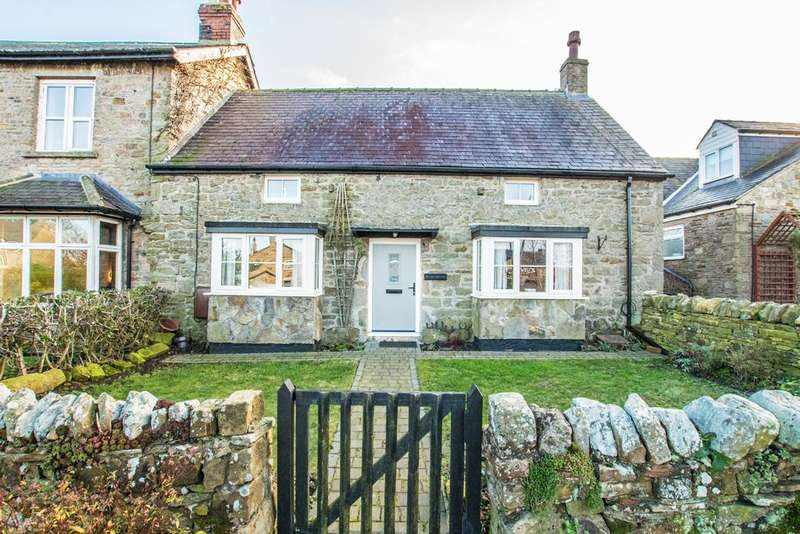 2 Bedrooms Cottage House for sale in Hedley on the Hill, Stocksfield NE43