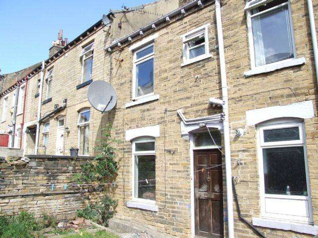 2 Bedrooms Terraced House for sale in 2 bedroom back to back on washington street BD8