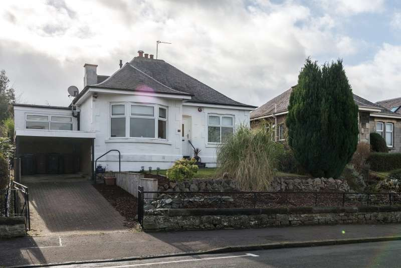 4 Bedrooms Bungalow for sale in Craiglockhart Gardens, Edinburgh, EH14 1LZ