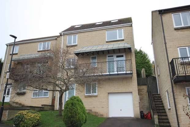 4 Bedrooms Detached House for sale in Elliston Drive, Southdown Park, BATH