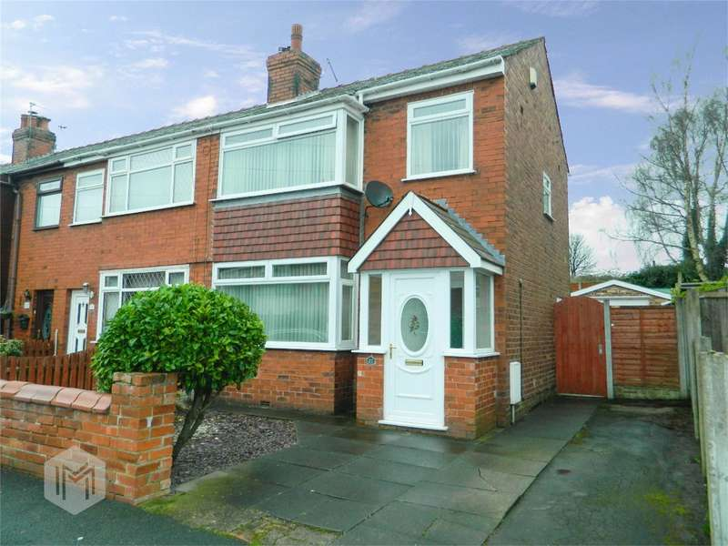 3 Bedrooms End Of Terrace House for sale in Scott Avenue, Hindley, Wigan, Lancashire