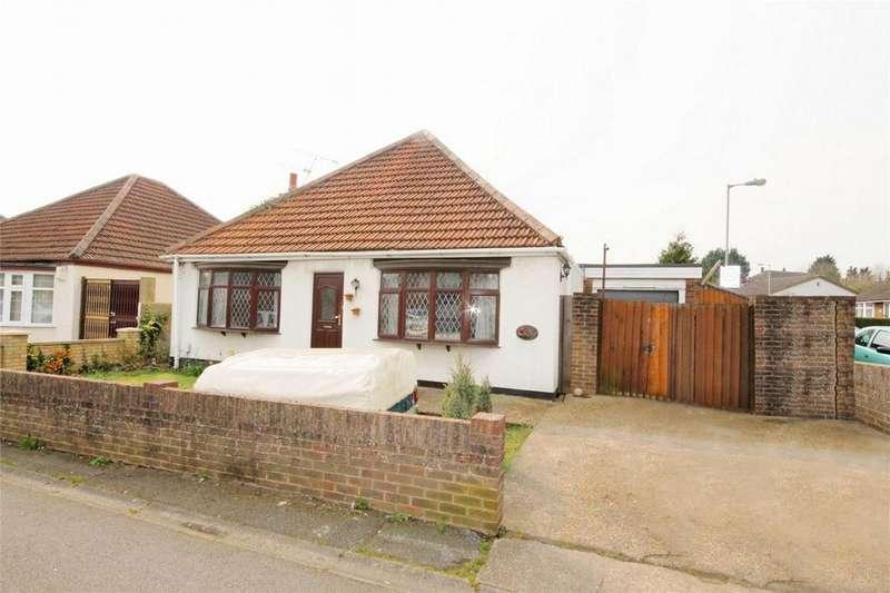 3 Bedrooms Detached Bungalow for sale in Toddington Road, LEAGRAVE