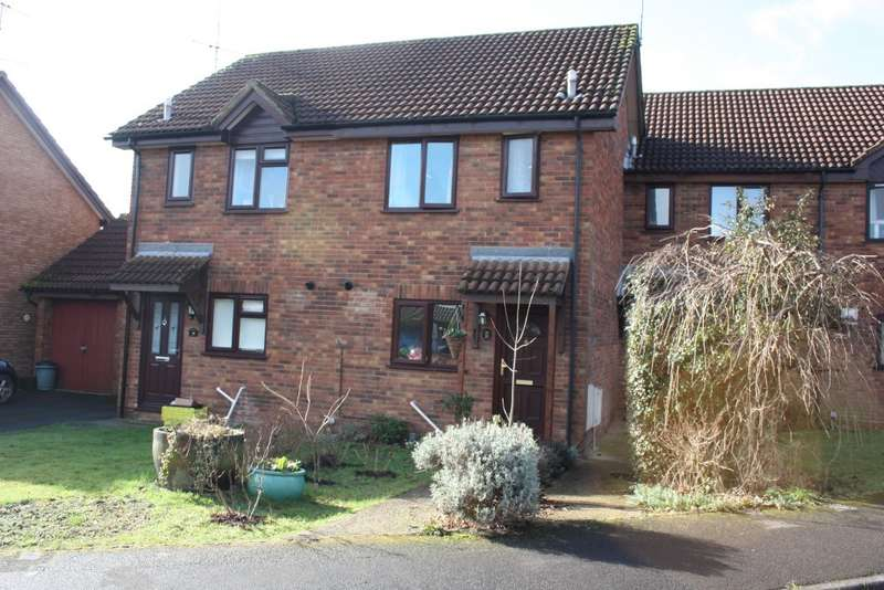 2 Bedrooms Semi Detached House for sale in Westminster Way, Lower Earley, Reading, RG6