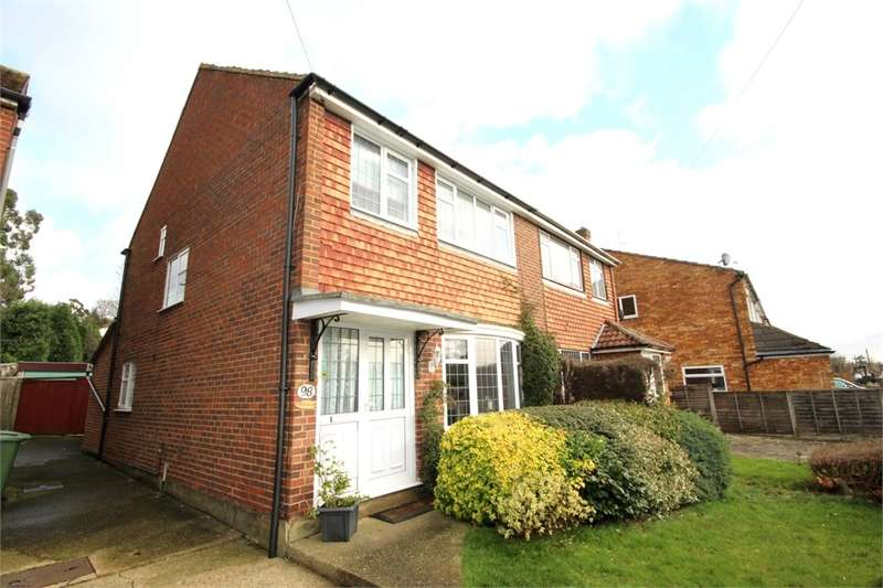 3 Bedrooms Semi Detached House for sale in Lower Road, Denham, Buckinghamshire