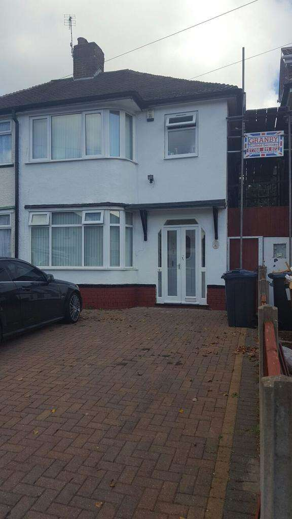 1 Bedroom Semi Detached House for rent in Perry Barr, Birmingham B42