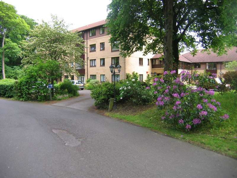 1 Bedroom Ground Flat for sale in Sandyford Park, Sandyford Road, Newcastle upon Tyne Ne2