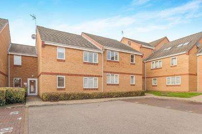2 Bedrooms Flat for sale in Warren Court, Hampton Hargate, Peterborough, Cambridgeshire
