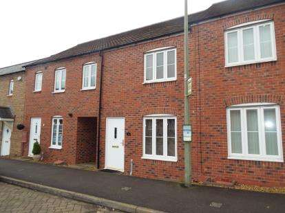 2 Bedrooms Terraced House for sale in Winter Gardens Way, Banbury, Oxfordshire