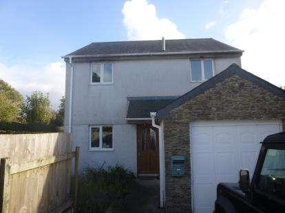 3 Bedrooms Detached House for sale in Pensilva, Liskeard, Cornwall