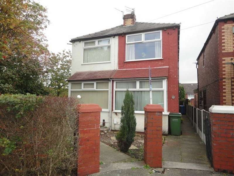2 Bedrooms Semi Detached House for sale in Mayfield Grove, Reddish