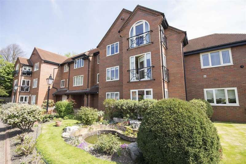 1 Bedroom Apartment Flat for sale in Greystoke Park, Gosforth, Newcastle upon Tyne NE3