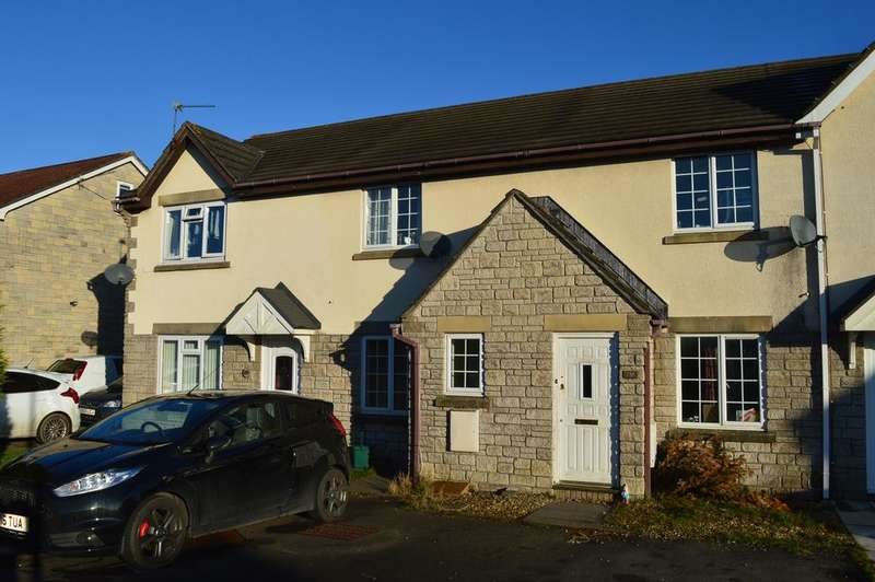 2 Bedrooms Terraced House for sale in Heol Y Fro, Pentre'r Cwrt, Llantwit Major CF61