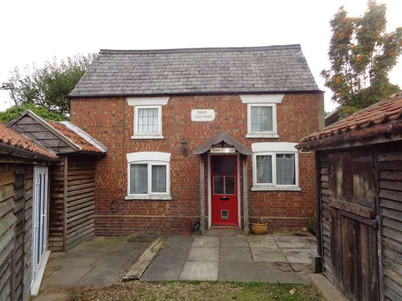 2 Bedrooms Detached House for sale in 40 The Leys, Langford, SG18 9RS
