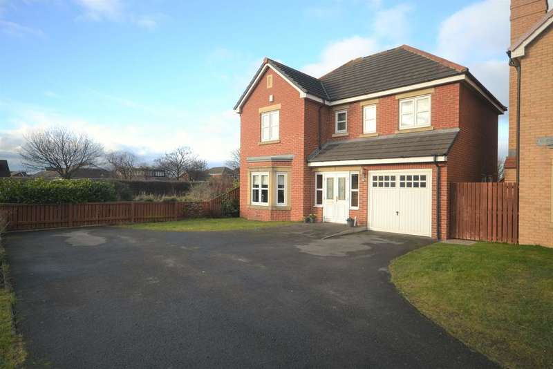 4 Bedrooms Detached House for sale in Hadston Close, Redcar TS10