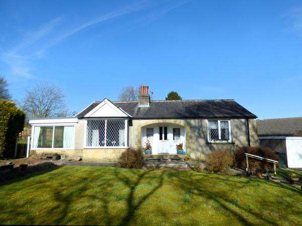 3 Bedrooms Detached Bungalow for sale in Roseneath, West Lane, Sutton in Craven BD20 7AT