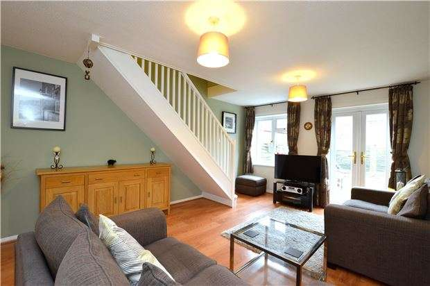 2 Bedrooms Semi Detached House for sale in Denton Close, ABINGDON, Oxfordshire, OX14 3UP