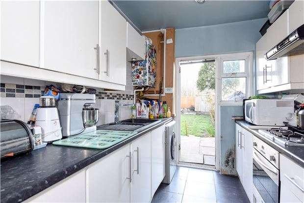 3 Bedrooms Terraced House for sale in Longthornton Road, LONDON, SW16