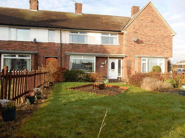 3 Bedrooms End Of Terrace House for sale in Berkshire Road, Norton, Stockton on Tees TS20