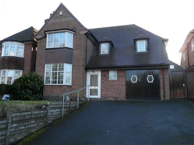 4 Bedrooms Detached House for rent in Vernon Avenue Handsworth Wood Birmingham B20