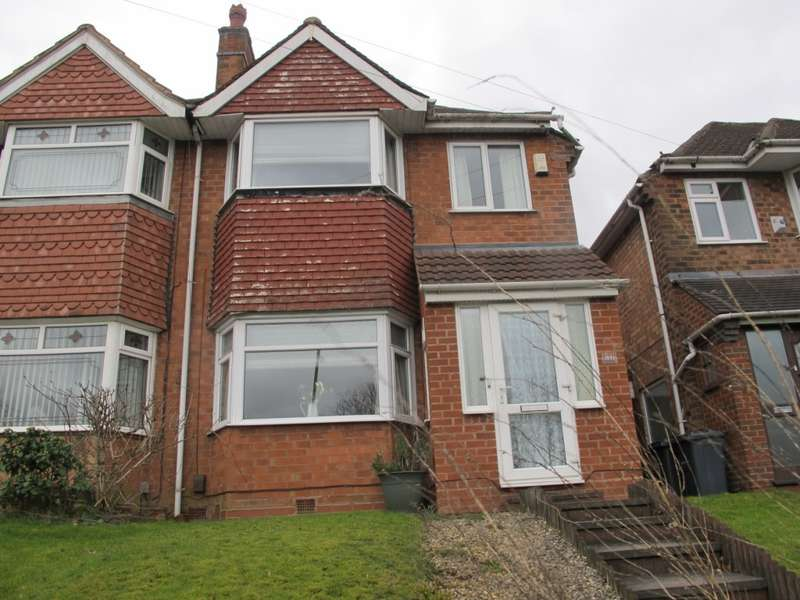 3 Bedrooms Semi Detached House for sale in Coventry Road, Birmingham