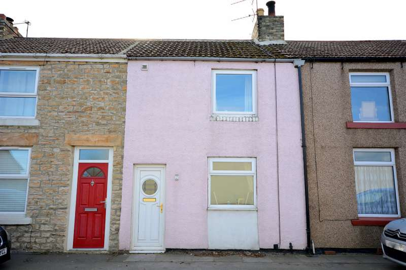 2 Bedrooms Terraced House for sale in Church Street, Toronto, Bishop Auckland, DL14 7RZ