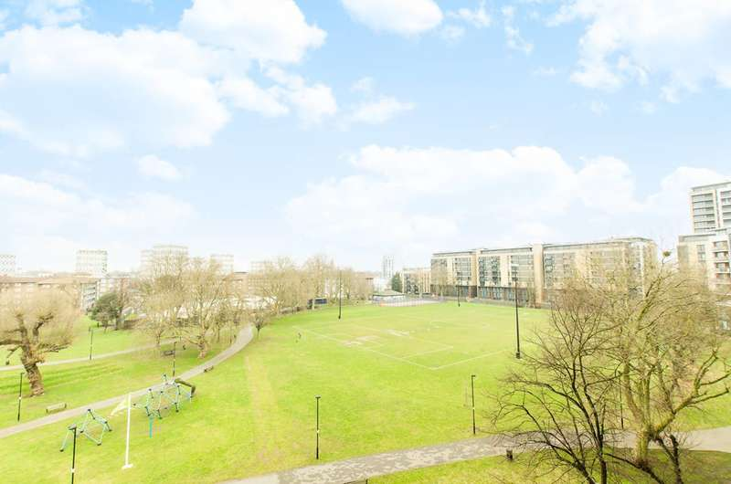 1 Bedroom Flat for sale in Meath Crescent, Bethnal Green, E2