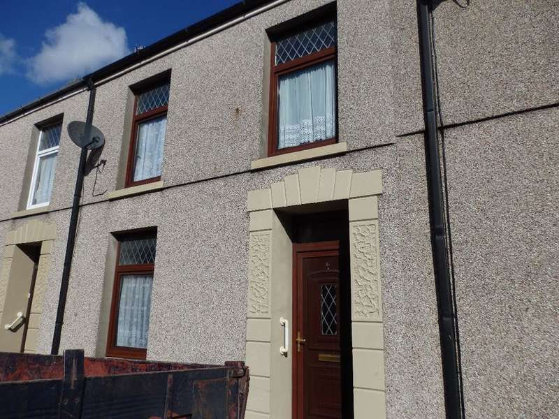 3 Bedrooms Terraced House for sale in Dillwyn Street