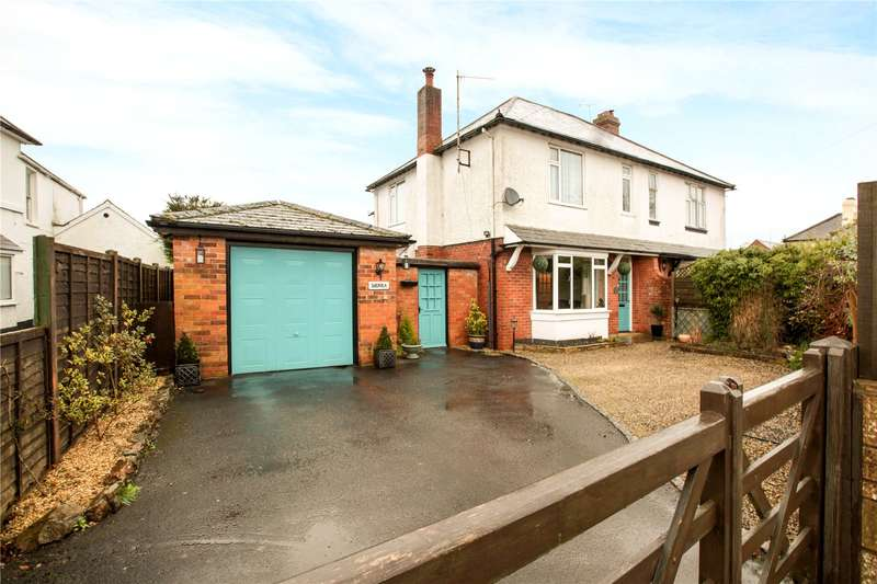 4 Bedrooms Semi Detached House for sale in Elcot Lane, Marlborough, Wiltshire, SN8