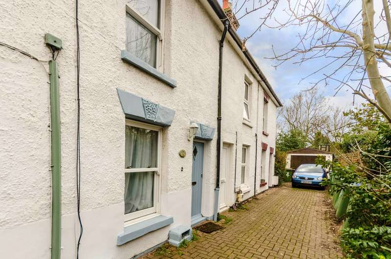 2 Bedrooms Terraced House for sale in Portsmouth Road, Thames Ditton, KT7