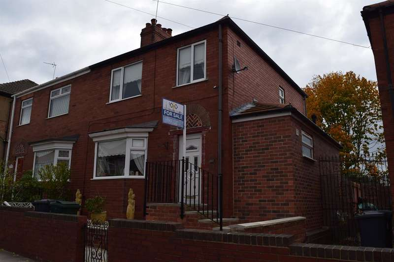 3 Bedrooms Semi Detached House for sale in St Annes Road, Belle Vue