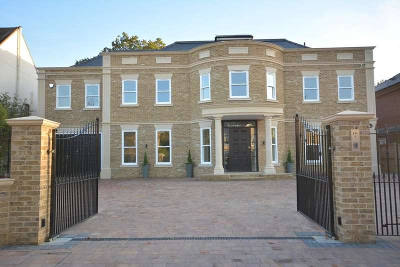 7 Bedrooms Detached House for sale in Sylvan Avenue, Emerson Park, Hornchurch RM11