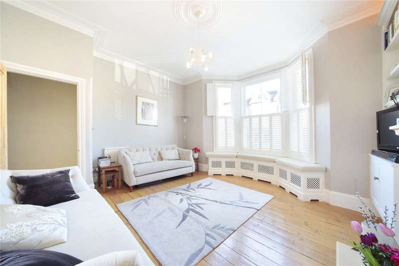 2 Bedrooms Flat for sale in Bellamy Street, Ground Floor Flat, Balham, London, SW12