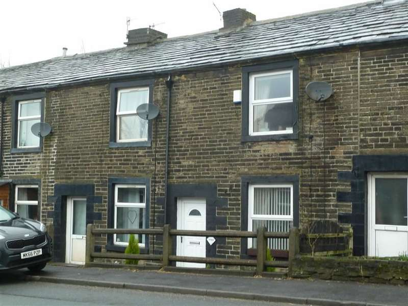 2 Bedrooms Property for sale in Huddersfield Road, Scouthead, SADDLEWORTH, OL4