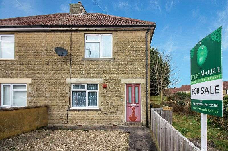 2 Bedrooms Semi Detached House for sale in Broadway, Frome