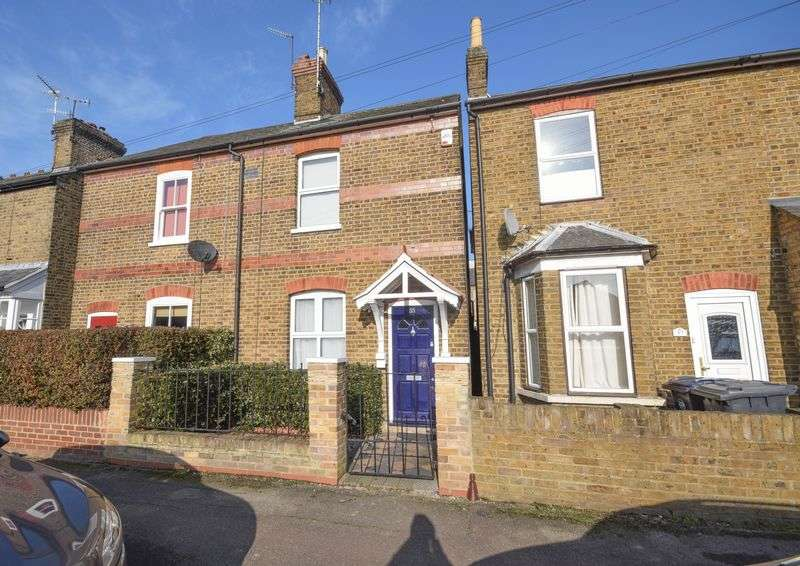 2 Bedrooms Semi Detached House for sale in Vicarage Road, Ware