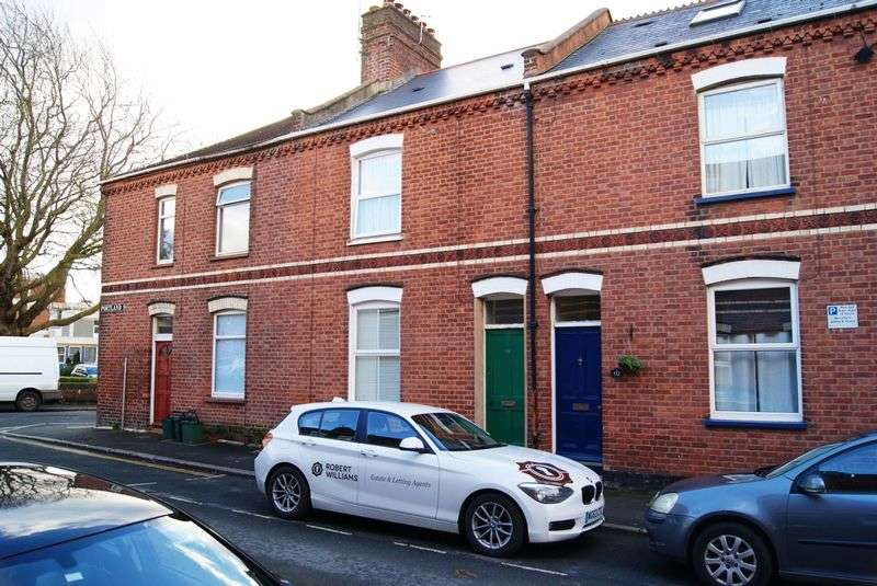 3 Bedrooms Terraced House for sale in Portland Street, Exeter