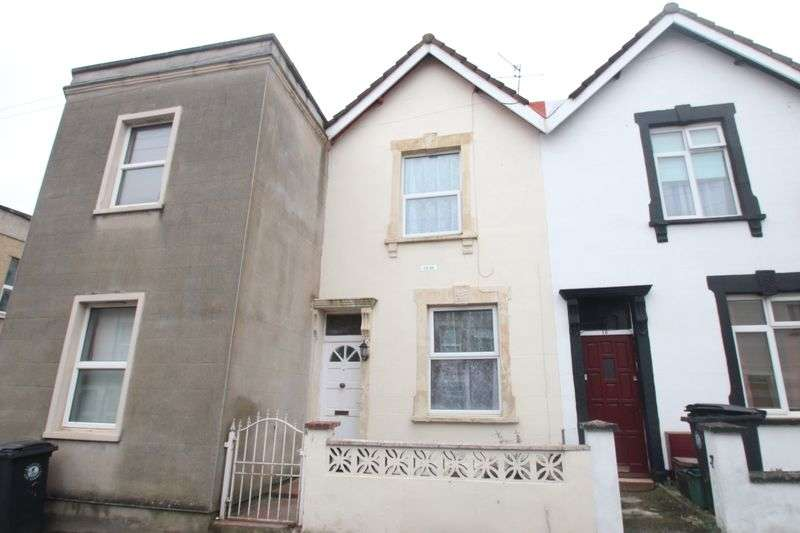2 Bedrooms Terraced House for sale in Queen Street, Bristol