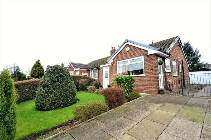 2 Bedrooms Semi Detached Bungalow for sale in Ridgmont Drive, Worsley
