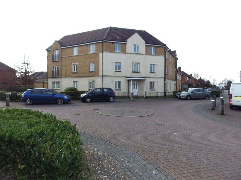 2 Bedrooms Flat for sale in St. Gregorys Road, Horfield