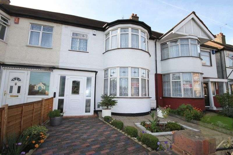 3 Bedrooms Terraced House for sale in Eleanor Cross Road, Waltham Cross, EN8