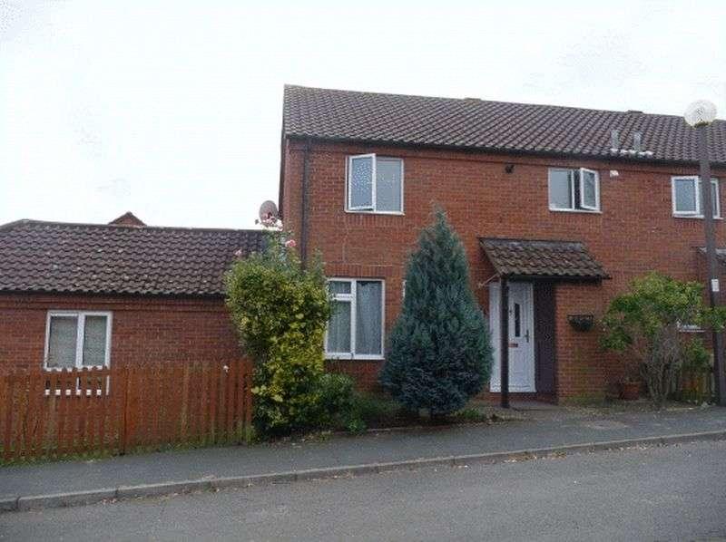 3 Bedrooms Semi Detached House for sale in Nicholas Mead, Milton Keynes