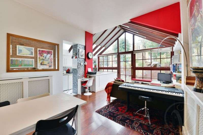 2 Bedrooms Flat for sale in Milton Avenue, Highgate, London, N6