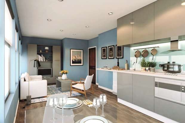 2 Bedrooms Apartment Flat for sale in Victoria House, James Street, Liverpool, Merseyside, L2