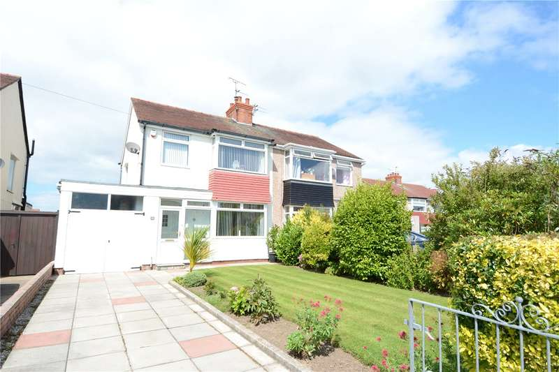 3 Bedrooms Semi Detached House for sale in Acton Lane, Saughall Massie, Wirral