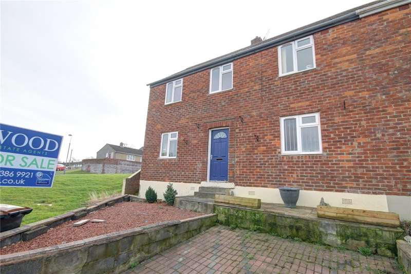 3 Bedrooms Semi Detached House for sale in College View, Bearpark, Durham, DH7